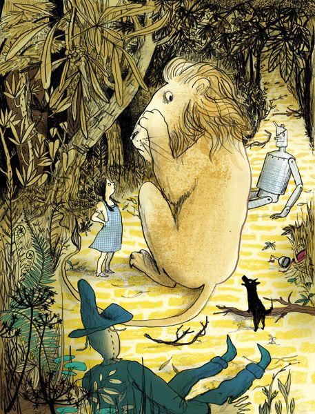 Sara Ogilvie - The Wonderful Wizard of Oz