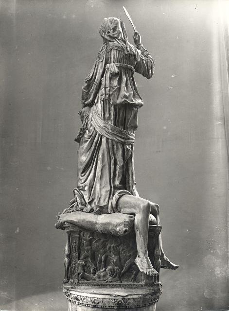Donatello, Judith and Holofernes | quattrocento w rzeźbie ...