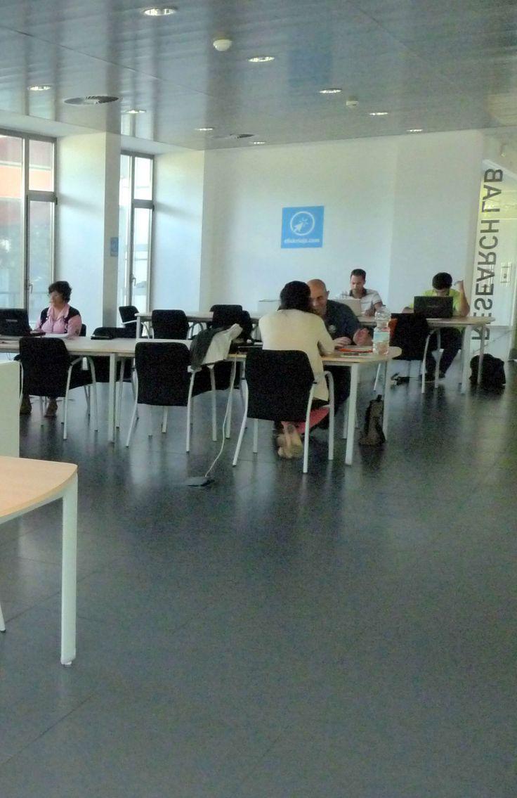 Espacio de #coworking en #Marbella para #emprendedores y profesionales que necesiten un espacio de trabajo en la Costa del Sol