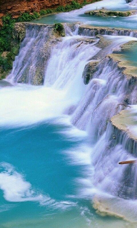 M s de 25 ideas incre bles sobre cascadas de agua azul en for Motor para cascada de agua