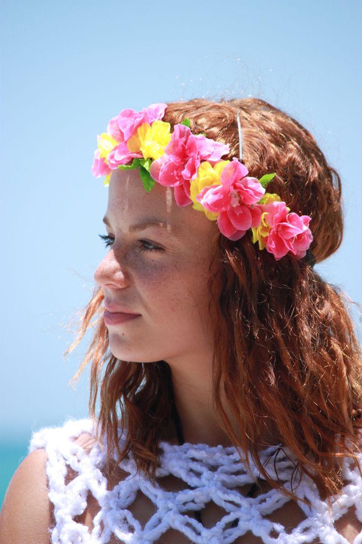 Corona de flores Serendipity Valencia.