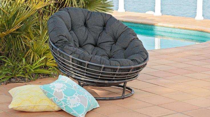 florence papasan chair
