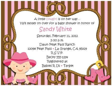 65 best images about Invitations – Baby Shower Party Invitations
