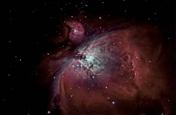 M42, der Orionnebel