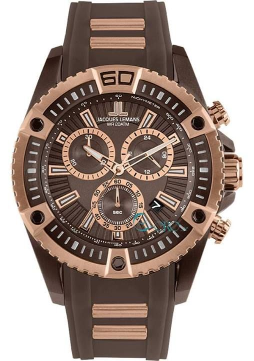 View collection: http://www.e-oro.gr/jacques-lemans-rologia/