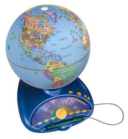 LeapFrog Interactive Explorer Globe: Amazon.co.uk: Toys ...
