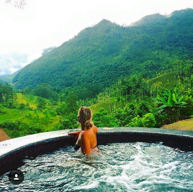 Zephyr Lodge Lanquin ($15/night Hostel in Guatemala!!) photo by…