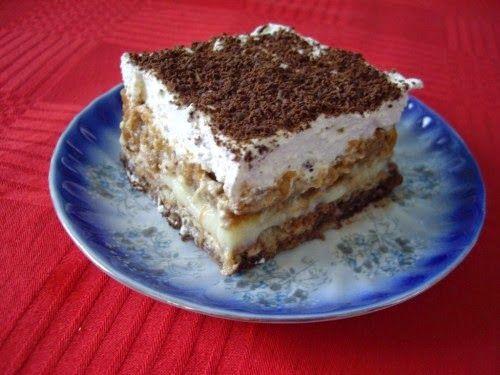 Receptek, és hasznos cikkek oldala: Almás-csokis sütemény sütés nélkül! Krémes