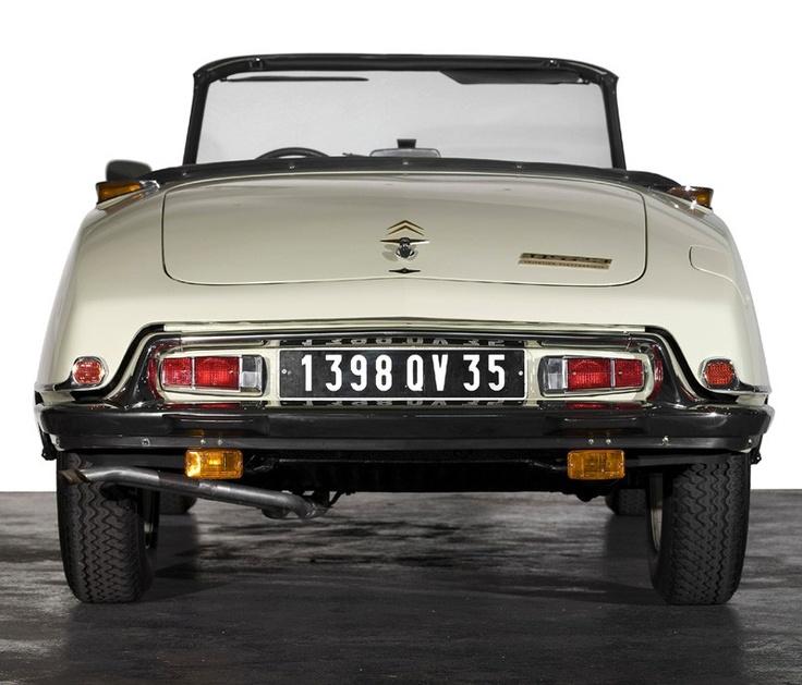 1973 Citroen DS23 Chapron convertible