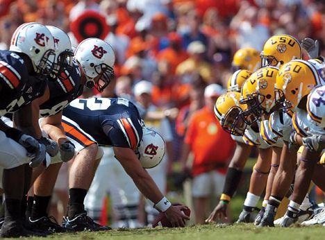 auburn fans | Auburn Football: Auburn vs. #2 LSU Preview and Prediction