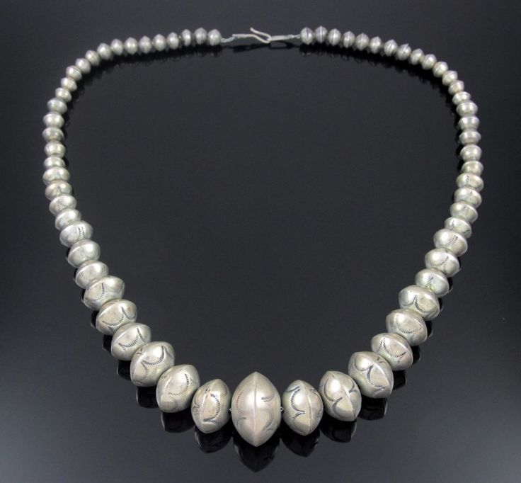17 best images about navajo pearls on silver