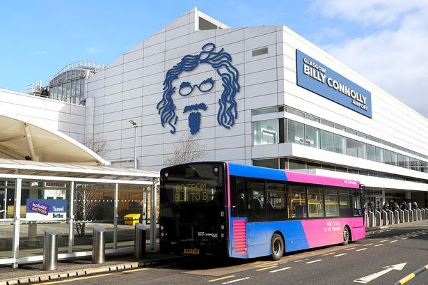 Glaswegians call for Glasgow Airport to be renamed in Billy Connolly's honour - Glasgow Live