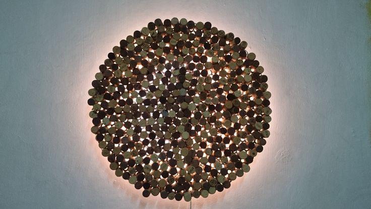Lámpara de María José Hage