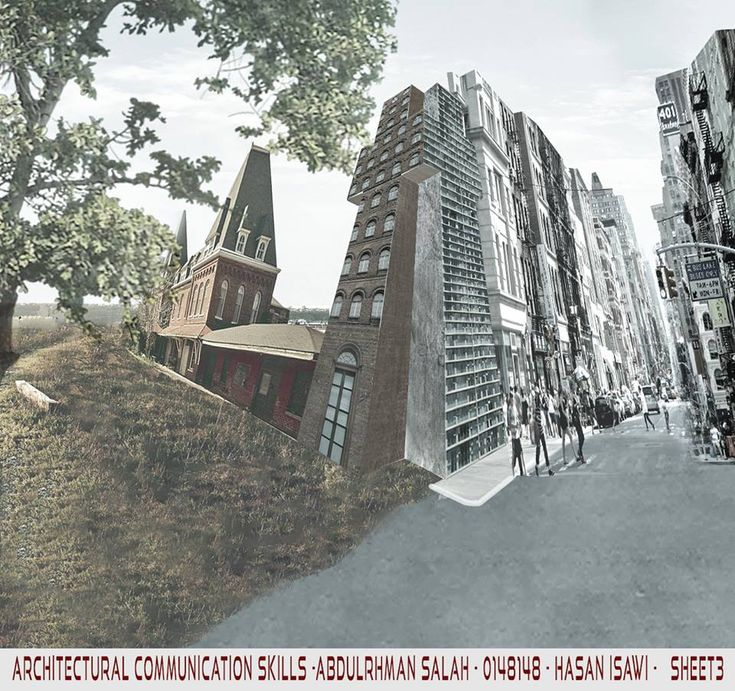 Abd Alrahman SalahArchitectural Communication Skills- مهارات اتصال معماري