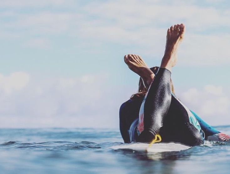 The Call, a French surf and lifestyle film now playing on the SurfGirl website.