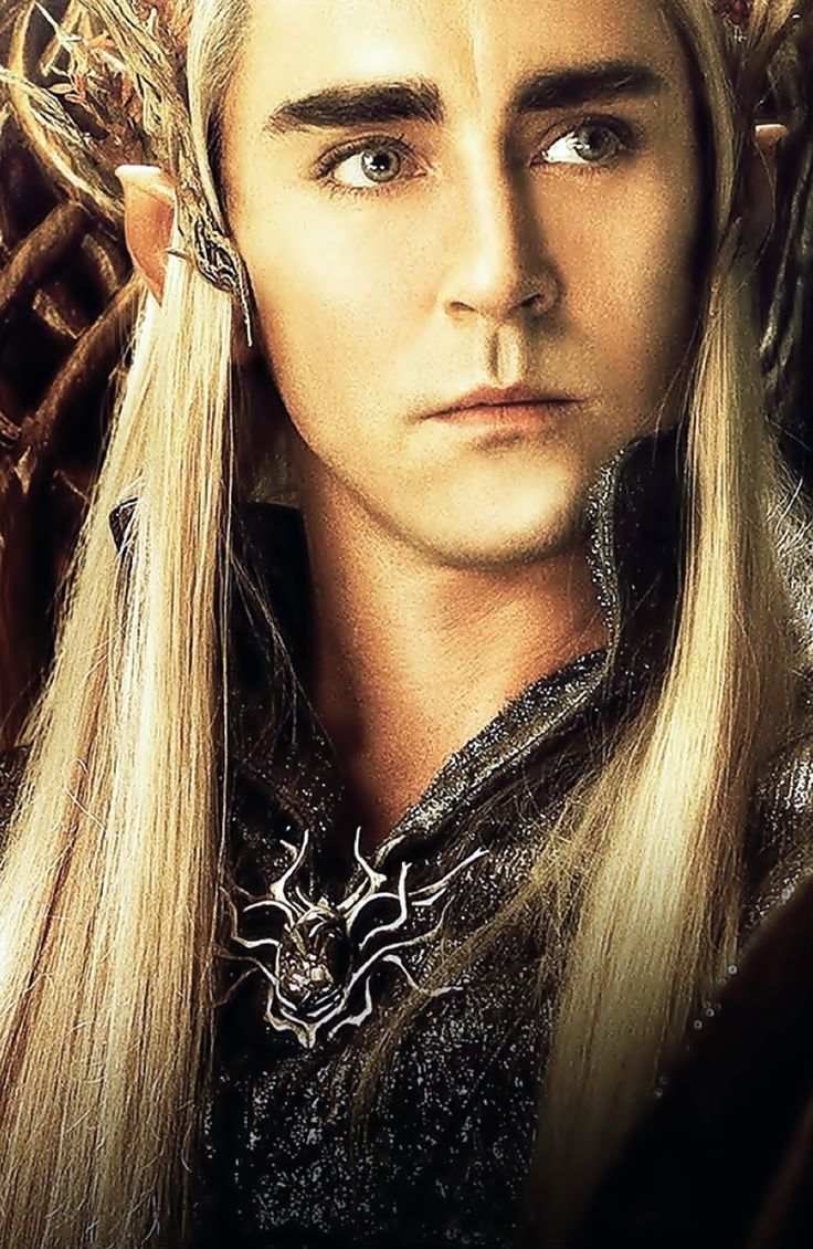 Lee Pace - I can dig it.