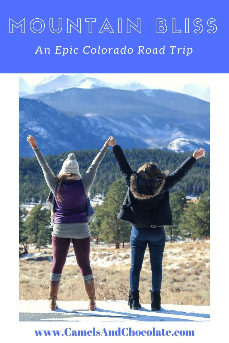 Fort Collins, Boulder & Denver: A Road Trip Through Colorado. Our Colorado winter road trip had a heavy focus on beer, donuts, beautiful winter scenery and catching up with friends, and it reminded me how much I love Colorado. Find out what else we got up to on our Colorado winter road trip. | Camels and Chocolate
