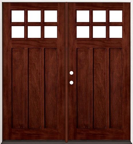 Best 25 double entry doors ideas on pinterest double front entry doors stained front door - Wood and glass double entry doors ...