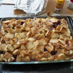 Blueberry Stuffed French Toast Allrecipes.comToast Allrecipes Com, Blueberries Stuffed, Christmas Morning, Camps Breakfast, French Toast Recipes, Stuffed French Toast, Camping Breakfast, Recipe Breakfast Brunches, Cream Cheeses