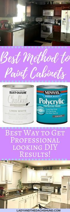 Diy Painting Kitchen Cabinets White top 25+ best paint cabinets white ideas on pinterest | painting