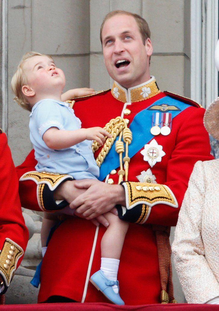 Pin for Later: Kate zeigt sich zum ersten Mal nach der Geburt — doch Prinz George stiehlt ihr die Show!