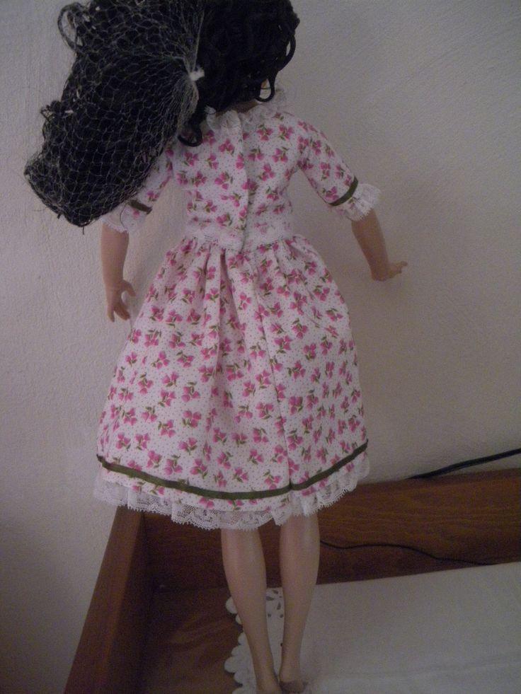 dos de la robe Ellowyne