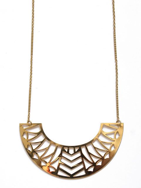 Beautiful Kim Necklace Chic Alors ! available on www.autreshop.com !