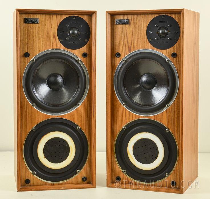 Vintage Celestion Speaker 52