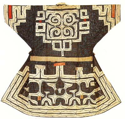 Patterns of The Ainu Race