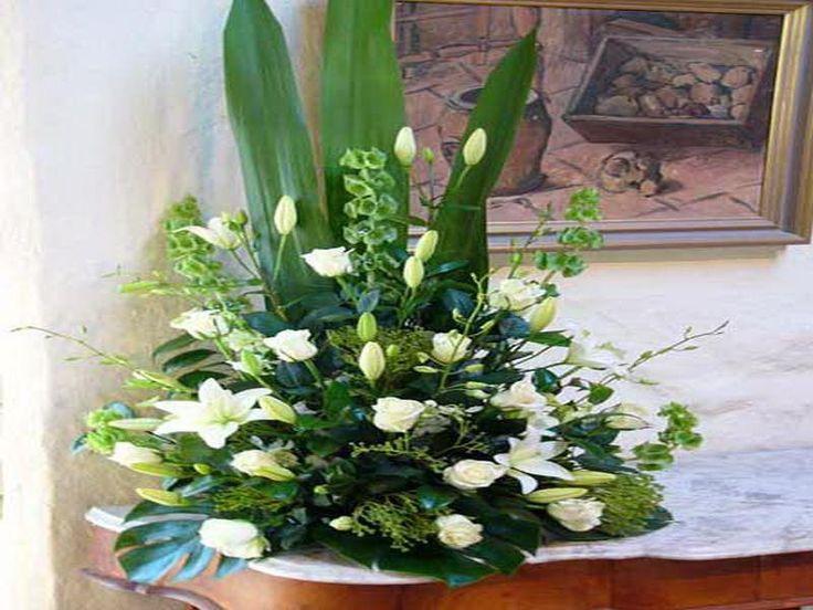 Large Flower Arrangement Ideas: Large Floral Flower Arrangement Ideas – Vissbiz