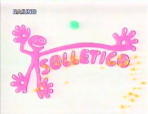 Logo del programma Solletico
