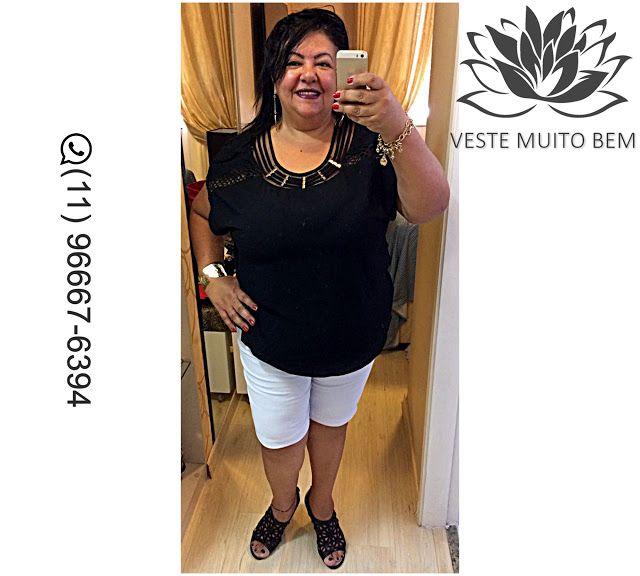 Bata de Crepe com Enfeites na Gola R$ 8500 (somente loja física) #vestemuitobem #moda #modafeminina #modaparameninas #estilo #roupas #lookdodia #roupasfemininas #tendência #beleza #bonita #gata #linda #elegant #elegance #jardimavelino
