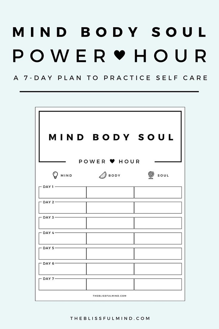 worksheet Self Care Plan Worksheet best 25 self care worksheets ideas on pinterest how to start a routine using the power hour method
