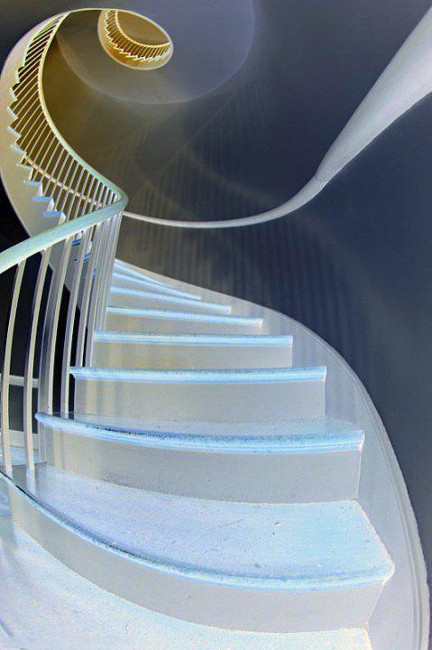 Spiral staircase ..rh