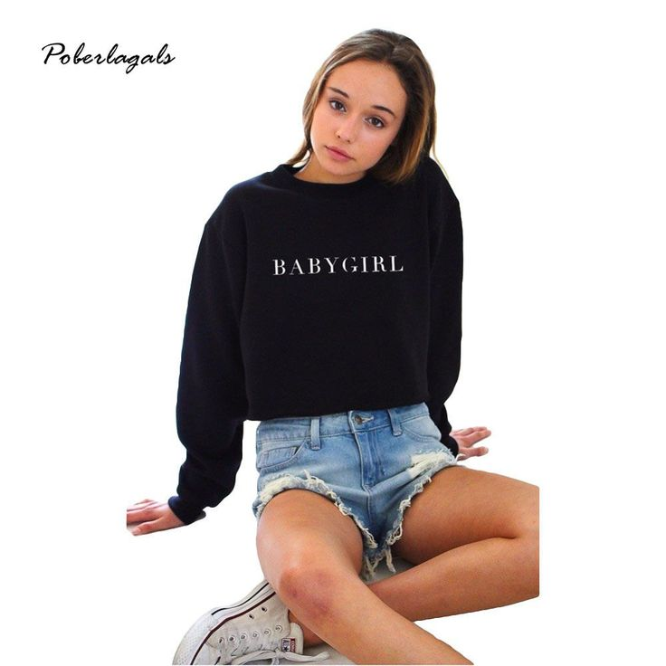 New Black Women Hoodies Winter Casual Crewneck Printed Letters Sweatshirt Long Sleeve Womens Hoodies Pullover