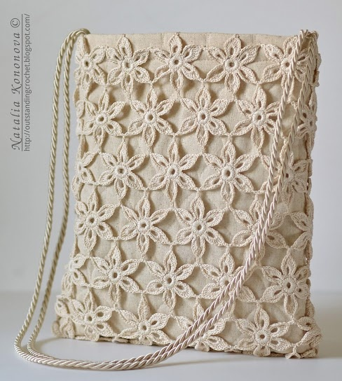 Outstanding Crochet: New Summer Tote Bag.