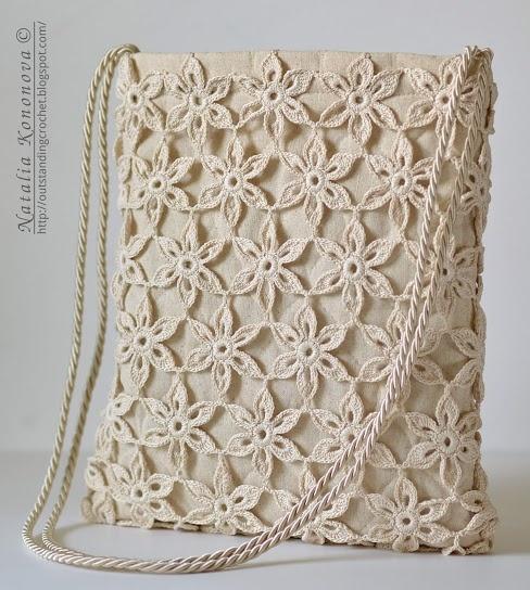 HANDBAG Crochet