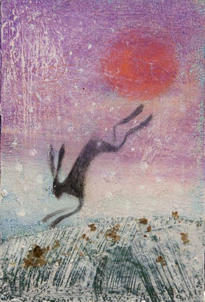 "Catherine Hyde exhibition ""Songs of Nature"" 2013 Foss Fine Art"