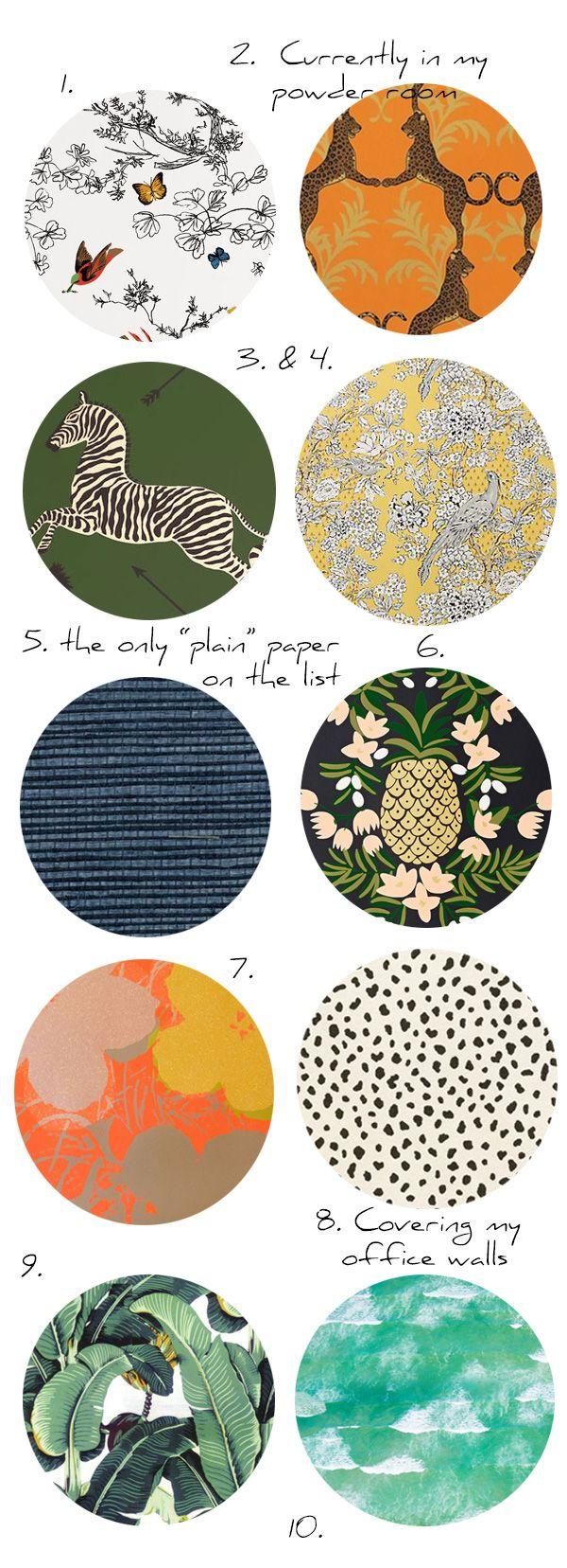 Ten Great Wallpaper Picks