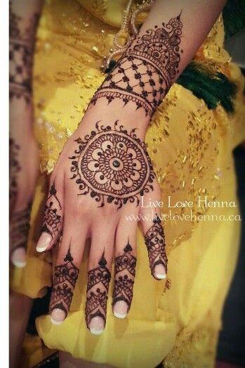 Love simple henna