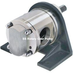 Maruti Pump is prominent Manufacturer and Exporter of SS Gear Pump from India.
