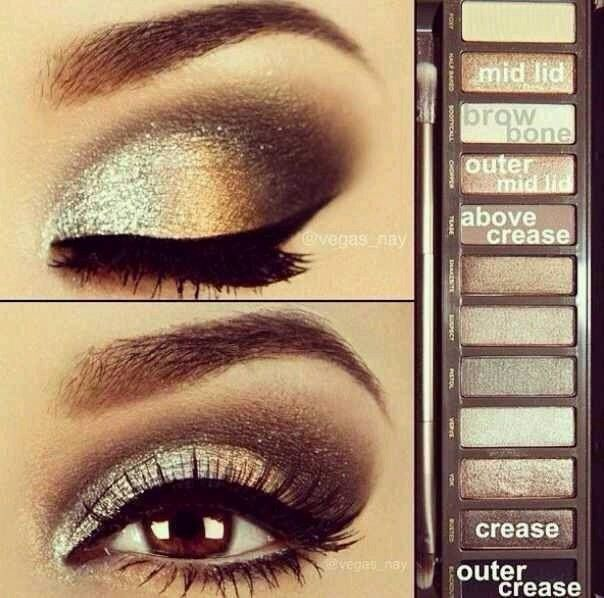 I love this look from @Sephora's #TheBeautyBoard: gallery.sephora.c...