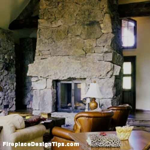 6 Impressive Rock Fireplace Design Pictures Masonry Interiors Inside Ideas Interiors design about Everything [magnanprojects.com]