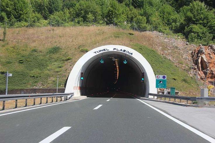 Tunel in Croatia #croatia