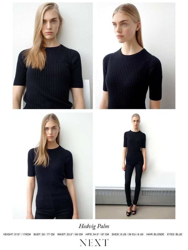 Next Models NY F/W 14 Polaroids/Portraits (Polaroids/Digitals)