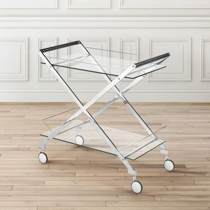 Uptown Club Ivy Bar Cart