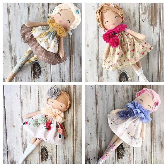 Custom Order Doll by SpunCandy