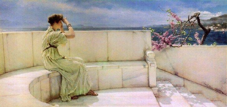More Alma Tadema art  http://www.ricci-art.com/en/L.-Alma-Tadema-2.htm