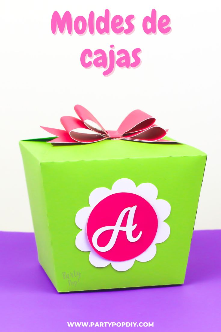 #cajas #comohacercajas Baby Shower, Ideas Para Fiestas, Diy, Container, Paper Crafts, Cakes, Candy Stations, Birthday Cards, Sachets