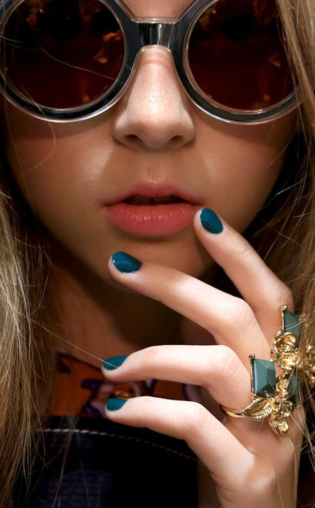 99 best Nails: Fashion Week Trends images on Pinterest | Autumn ...